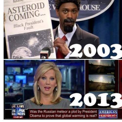Black Presidents Fault